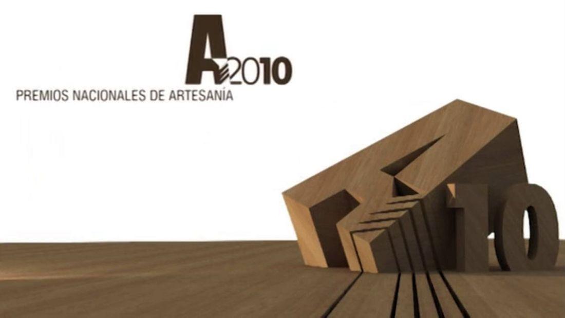 Finalista Premios Artesanía 2010