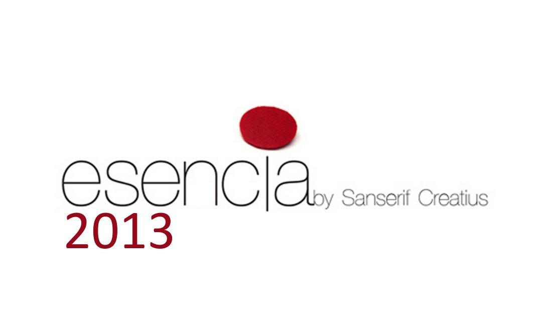 Exposición Esencia 2013