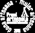 Logotipo del Centro de Artesanía correspondiente al premio Dona Artesnaa 2015