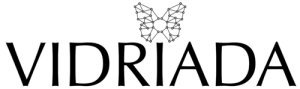 logotipo vidriada